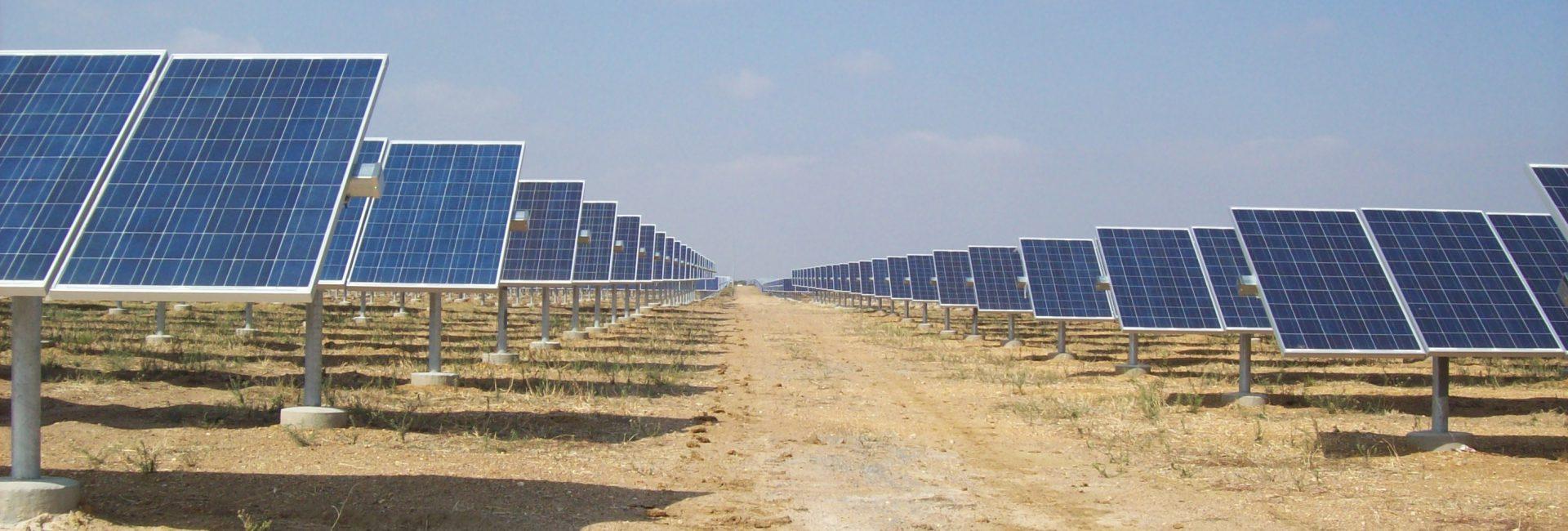 Centrais Fotovoltaicas